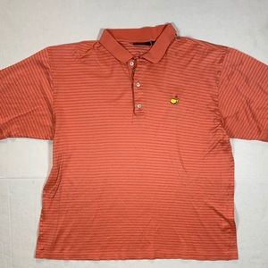 Bobby Jones Collection Masters Golf Polo Men's XL